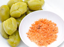 Olives fruits Royalty Free Stock Photos
