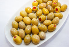 Olives 1 Royalty Free Stock Photography