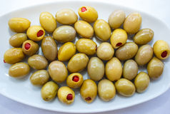 Olives green Stock Image