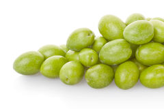 Olives heap Stock Images