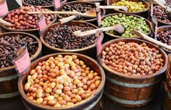 Olives. Stock Images