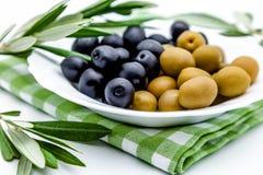 Olives Royalty Free Stock Photos
