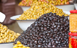 Olives Marrakesh Royalty Free Stock Images