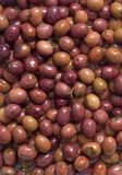 Olives noires Images libres de droits