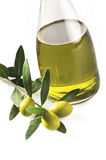 Olives oil Royalty Free Stock Photo