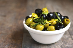 olives organiques Photo stock