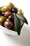 Olives tapas Royalty Free Stock Photography