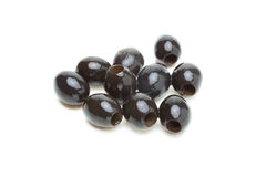 Olives in a white background Stock Photo