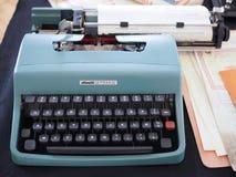 Olivetti Lettera 32 typewriter stock photo