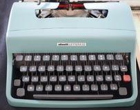 Olivetti Lettera 32 typewriter stock image