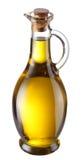 olivgrön för olivgrön för flaskfilialolja Arkivbild