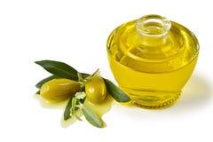 Olivgrön nell`-olio Royaltyfria Foton