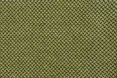 Olivgrön textiltextur Royaltyfria Bilder