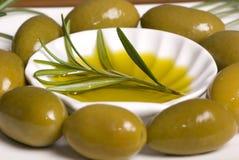 olivgrön 1 Fotografering för Bildbyråer