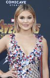 Olivia Holt Royalty Free Stock Image
