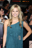 Olivia Holt. LOS ANGELES - NOV 14:  Olivia Holt arrives at the Twilight: Breaking Dawn Part 1 World Premiere at Nokia Theater at LA LIve on November 14, 2011 in Royalty Free Stock Photography