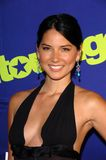 Olivia munn. At the premiere of Entourage. The Cinerama Dome, Hollywood, CA. 06-01-06 Royalty Free Stock Image