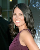 Olivia munn. Pulse LA Premiere ArcLight Theaters Hollywood, CA August 10, 2006 stock images