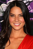 Olivia munn. Arriving at the Watchman Premiere at Mann's Grauman's Theater in Los Angeles, CA  on March 2, 2009 Royalty Free Stock Photography