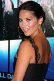 Olivia Munn arrives at the  Stock Photography
