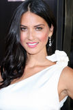 Olivia Munn arrives at HBO's  Royalty Free Stock Photo