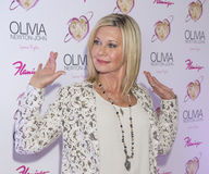 Olivia Newton-John - Summer Nights Stock Photos