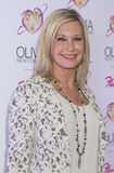 Olivia Newton-John - Summer Nights Royalty Free Stock Photo