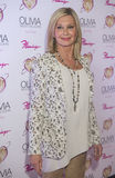 Olivia Newton-John - Summer Nights Royalty Free Stock Image