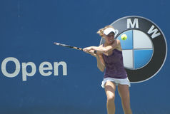 Olivia Rogowska at BMW Malaysian Open 2012 Stock Image