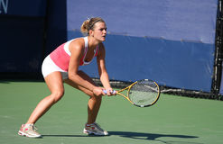 Olivia Sanchez, Spain, Tennis Return Stock Photography