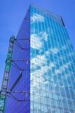Olivia Star skyscraper at Olivia Business Centre Stock Photo