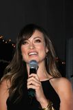 Olivia Wilde. At the In Time Los Angeles Premiere, Regency Village Theatre, Westwood, CA 10-20-11 Stock Image