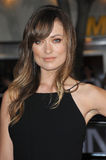 Olivia Wilde. At the Los Angeles premiere of her new movie In Time at the Regency Village Theatre, Westwood. October 20, 2011 Los Angeles, CA Picture: Paul Royalty Free Stock Photos