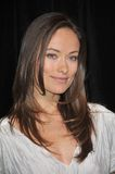 Olivia Wilde. At the 9th Annual Awards Season Diamond Fashion Show Preview, presented by The Diamond Information Centre and InStyle Magazine, at the Beverly Royalty Free Stock Images