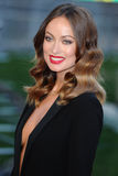 Olivia Wilde,Rush Royalty Free Stock Images