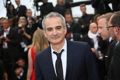 Olivier Assayas. Attends the Closing Ceremony of the 69th annual Cannes Film Festival at the Palais des Festivals on May 22, 2016 in Cannes, France Royalty Free Stock Photography