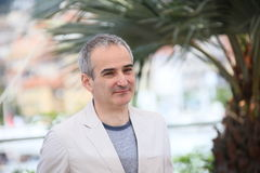 Olivier Assayas. Attends the 'Personal Shopper' - Photocall at the annual 69th Cannes Film Festival at Palais des Festivals on May 17, 2016 in Cannes, France Royalty Free Stock Photos