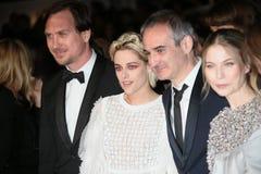 Olivier Assayas, Kristen Stewart, Lars Eidinger Stock Images