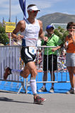Olivier Marceau, french triathlete Royalty Free Stock Photography