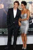 Olivier Martinez e Halle Berry Fotografia Stock