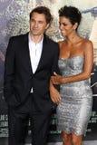 Olivier Martinez e Halle Berry Fotografie Stock