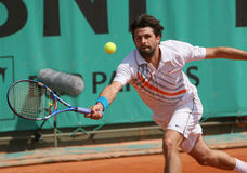 Olivier PATIENCE (FRA) at Roland Garros 2010 Stock Photography