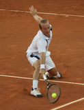 OLIVIER ROCHUS, ATP TENNIS PLAYER Stock Photo