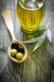 Olivolja Arkivbild