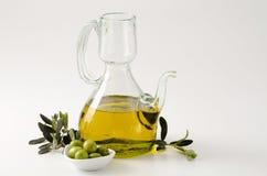 Olivolja Arkivfoton
