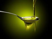 Oliwa z oliwek Obrazy Royalty Free