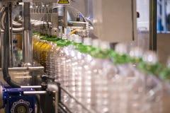 Oliwa z oliwek fabryka, Oliwna produkcja Obraz Stock