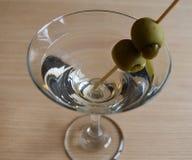 oliwek martini zdjęcie stock