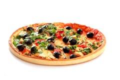 oliwki pizza Obraz Stock