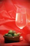 oliwki wino obraz royalty free